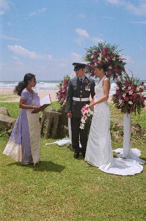 Vivanta by Taj - Bentota : Our wedding