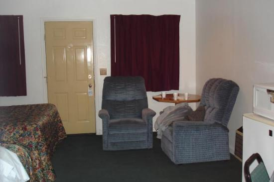 Winnemucca, NV: Comfy chairs