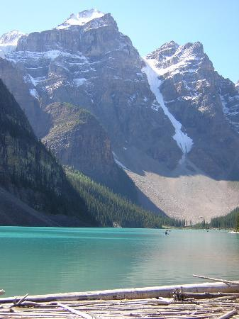 Danau Louise, Kanada: Moraine Lake