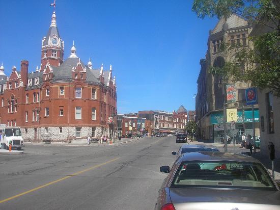 Stratford, كندا: stratford