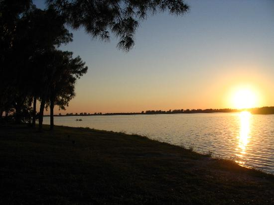 Fort De Soto Park: Great Sunsets