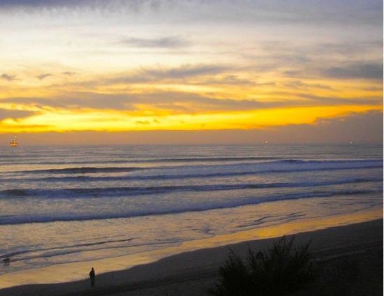 Newport Beach, Kaliforniya: the beach
