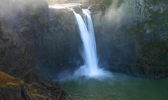 Snoqualmie Falls Photo