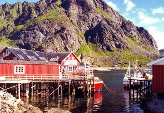 Norge: Lofoton Islands