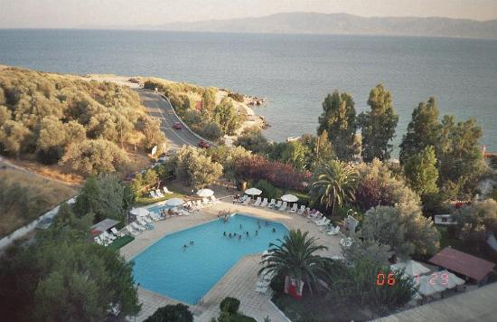 Olympic Star Hotel : Wassergymnastik im Pool Olympic Star