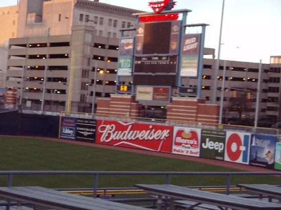Toledo Baseball Stadium Picture Of Toledo Ohio