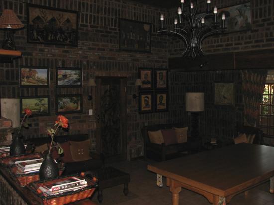 Villa Ticino Guest House: Commom area (1 of several)
