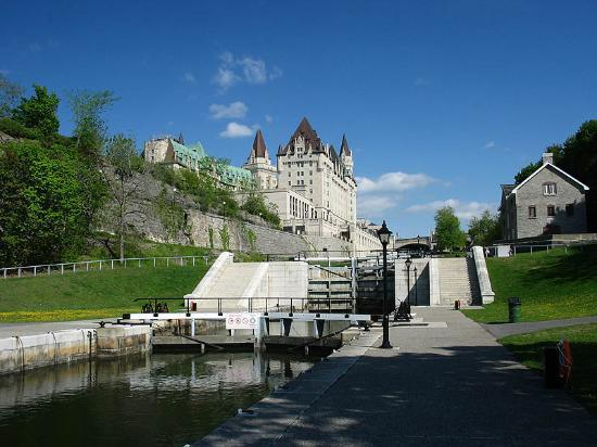 Ottawa, Kanada: Parliament buildings