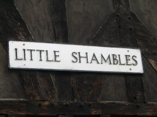 The Shambles Photo