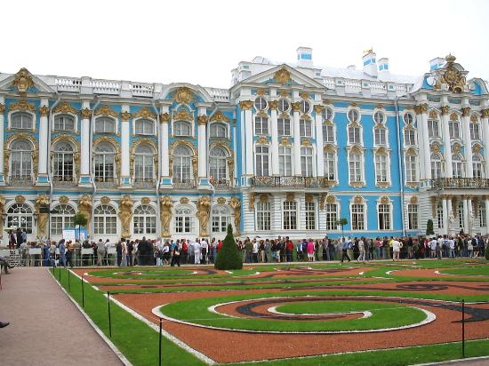 St. Petersburg, Russia: Tsarskoe Selo,amazing summer residence of russian tzars