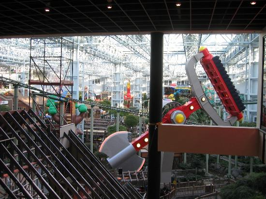 Mall Of America The Park At