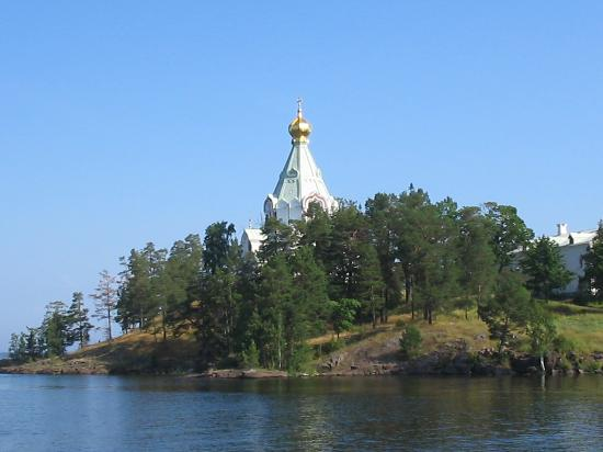 Republic of Karelia, Russie : Valaam,islands of the monks(actually 50 of them)