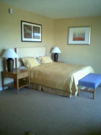 Oroville, CA: View of room