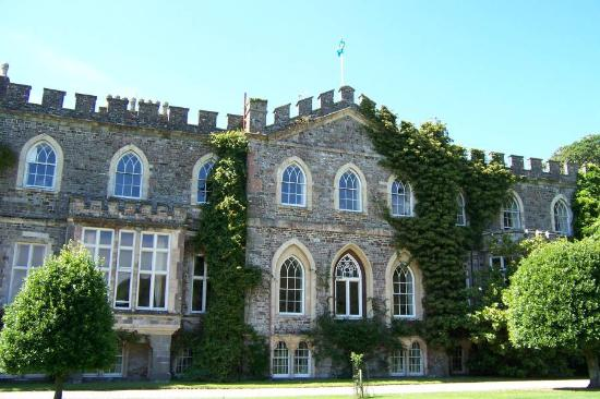 Bideford, UK: hartland abbey