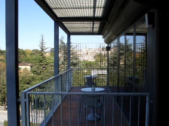 Albornoz Palace Hotel: terrace