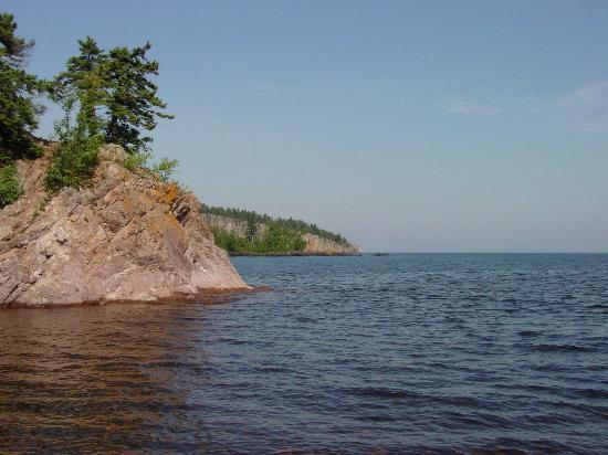 Two Harbors, MN: Lake Superior