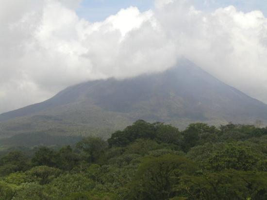 Hotel Los Heroes: Volcano Arenal