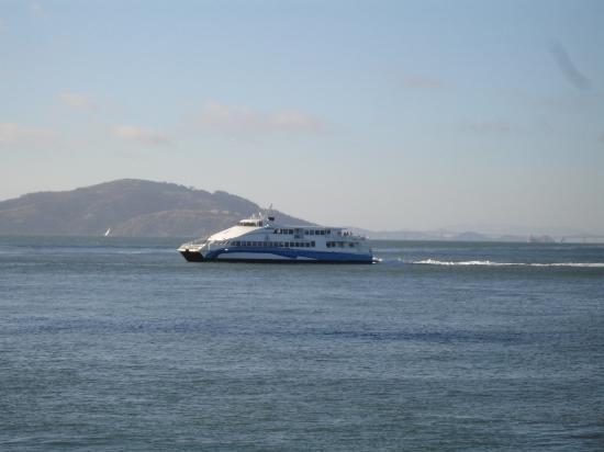 Ride From Bay Bridge To Golden Gate Bridge In Sfo Picture