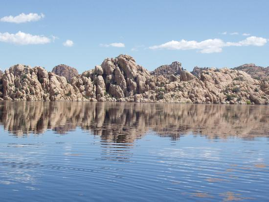 Prescott National Forest: Watson_Lake