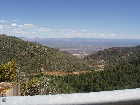 Prescott National Forest: Prescott_Sedona_Drive