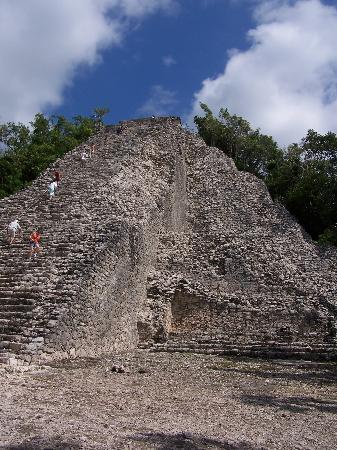Coba, Mexico: Nohoch Mul