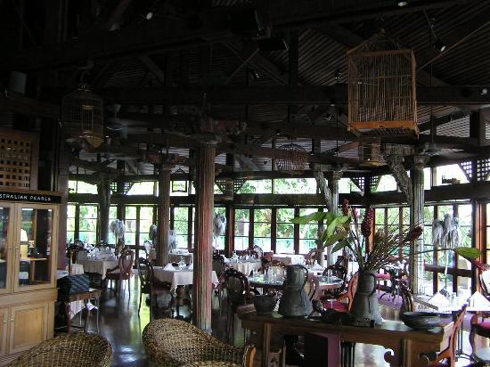 Cable Beach Club Resort Spa Fine Dining Restaurant