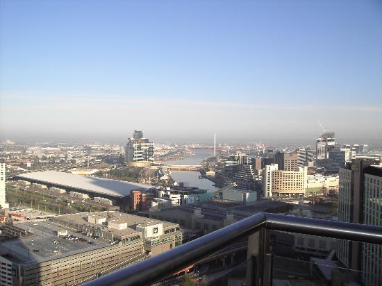 Мельбурн, Австралия: Melbourne Skyline
