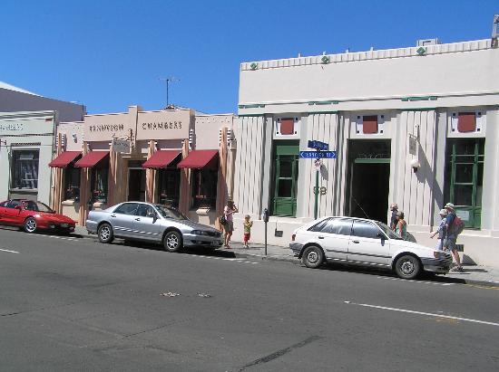 Napier, Yeni Zelanda: Art Deco Buildings