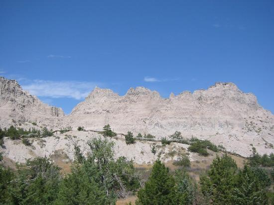 South Dakota: Badlands