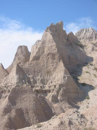Güney Dakota: Badlands