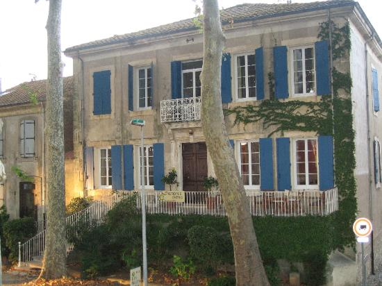 Salleles-d'Aude, Francia: The house