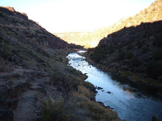 Taos, New Mexiko: Rio Grande