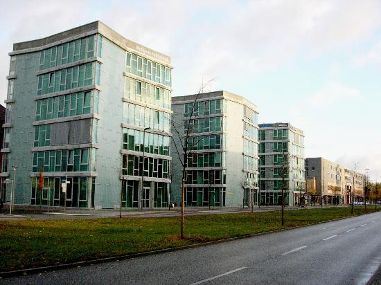 Airporthotel Berlin-Adlershof: Am Campus