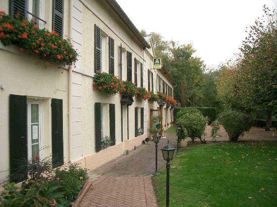 Hostellerie du Pavillon Saint-Hubert : Hotel