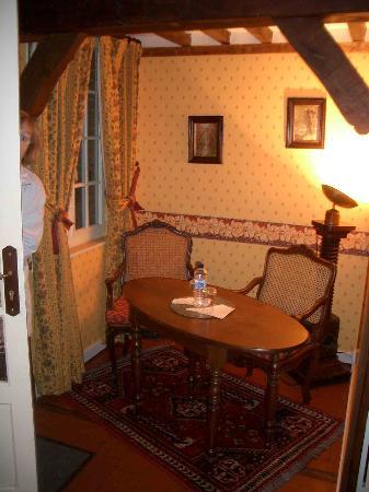 Le Relais des Dalles : Elisa Bedroom