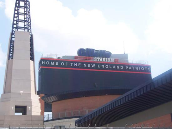 ‪Gillette Stadium‬
