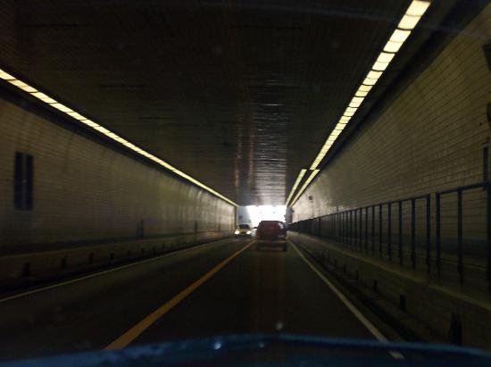 Maryland: Inside one of the two tunnels