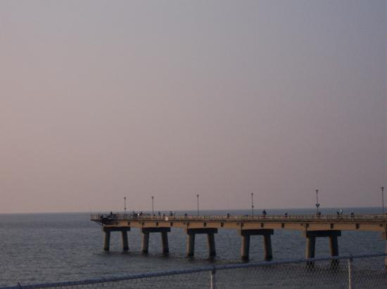 Maryland: The fishing pier