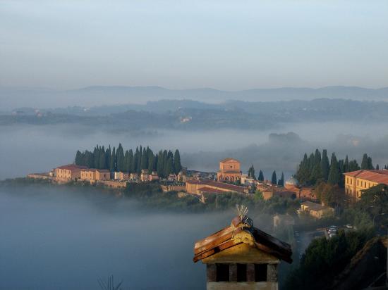 Palazzo Ravizza: Morning View Wow
