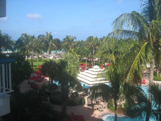 Aruba Marriott Resort & Stellaris Casino: Room View from balcony