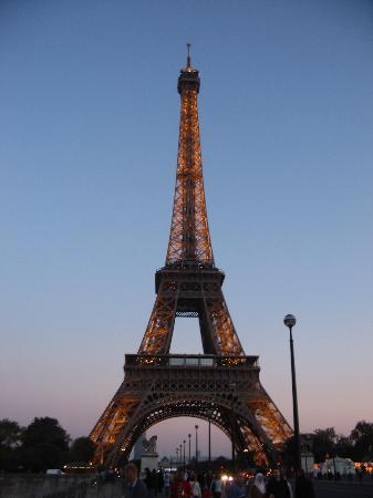 Jardins de Paris Boulogne: my postcard shot