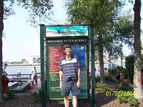 Savannah Visitors Center Foto