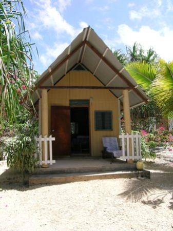 Mangaia, Isole Cook: Spacious Bungalow at Ara Moana
