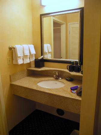 Courtyard Scottsdale at Mayo Clinic: Bathroom vanity