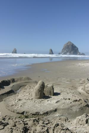 Кэннон-Бич, Орегон: cannon beach