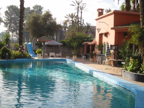 Hotel de la Menara: Outdorr swiming pool