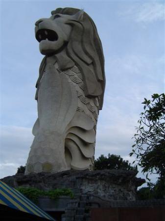 Singapur, Singapur: Merlion