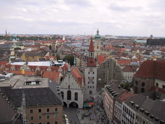 Obraz Monachium