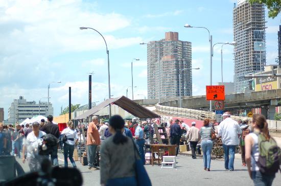 Hell S Kitchen Flea Market