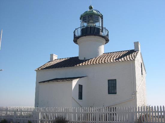 San Diego, CA: Lighthouse at Camarillo National Monuement